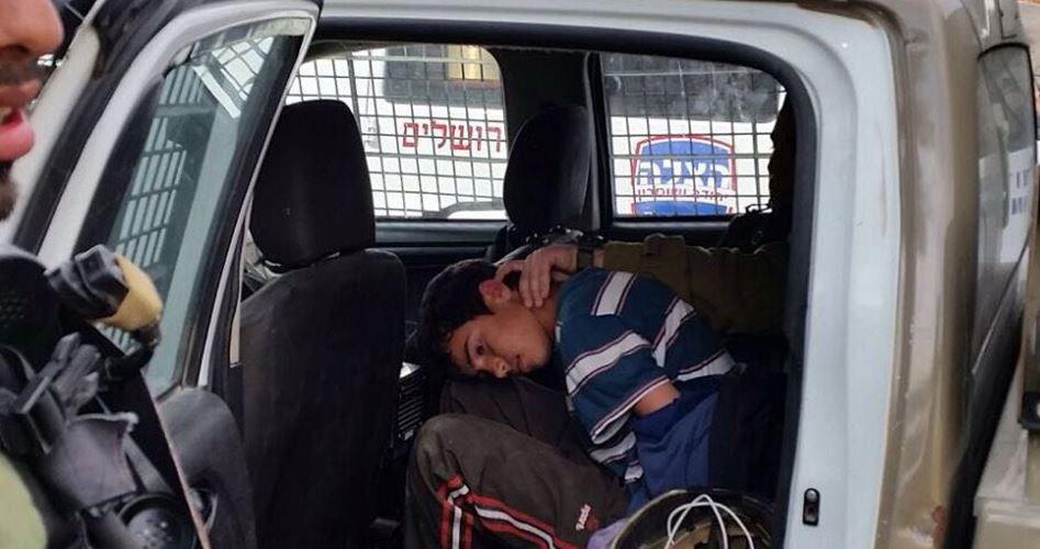 300 Filistinli çocuk İsrail hapishanelerinde