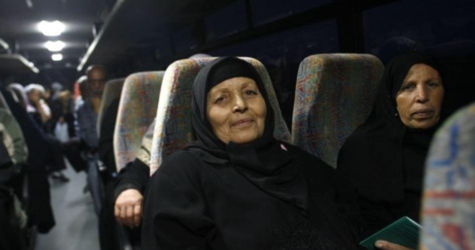 Gazzeli ailelerin yarın Nafha cezaevindeki yakınlarını ziyaret etmesi bekleniyordu.